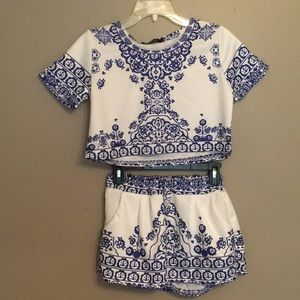 NWT Two Piece